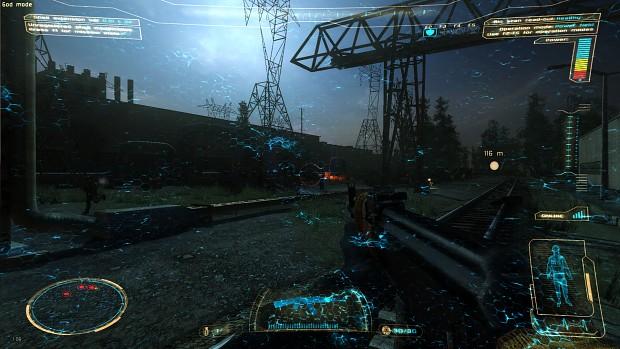 Underground shield screenshot