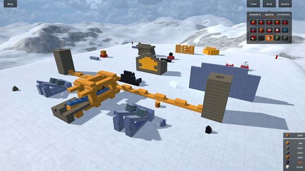 Brick Inventions - Second multiplayer map