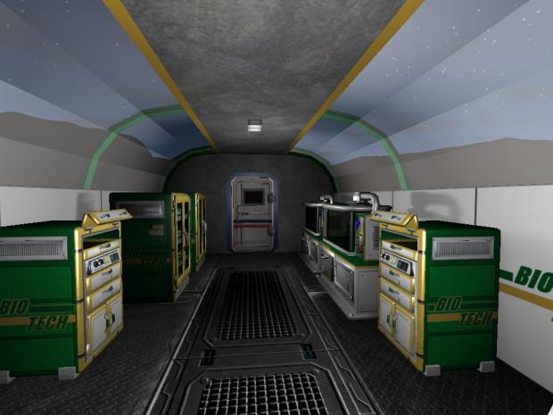 Base interior shots