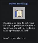 Nobre Scroll