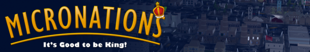 Micronations Banner