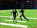 Runningback Rush Football