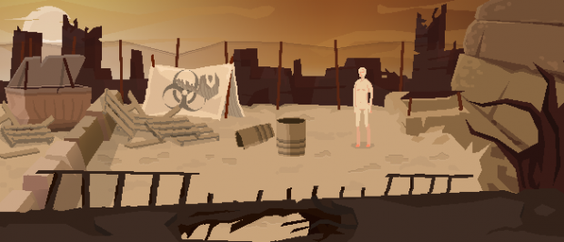 Once upon an Apocalypse - W8 PC Game/Android