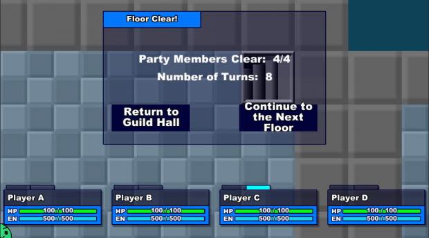 Floor Clear