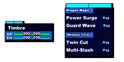 Updated UI Elements