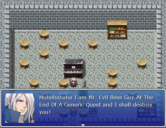 Douchebag Quest RPG