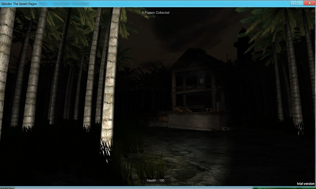 Slender The Seven Pages - Screenshots