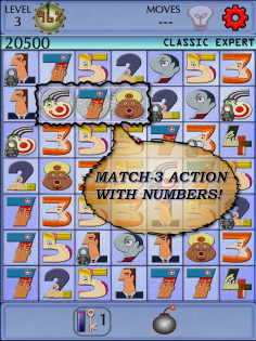 Numberheads by Benign Games