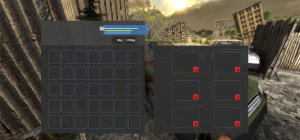 New Inventory HUD