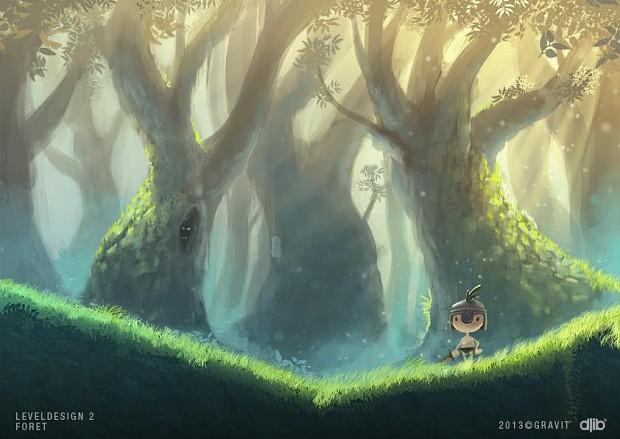 LevelDesign_02_forest