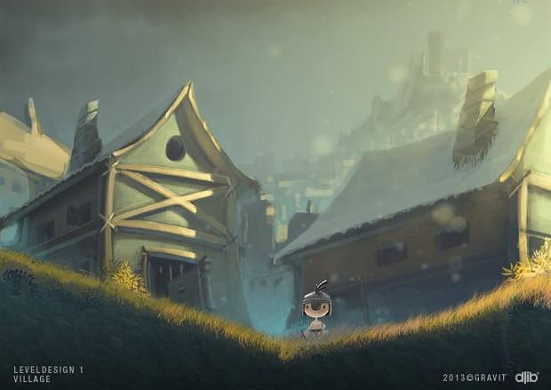 LevelDesign_01_village