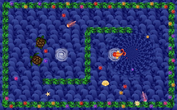 The Ocean Blooms Screenshots