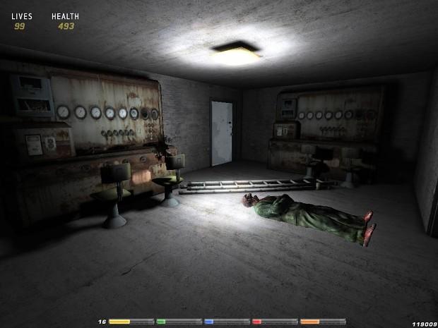 A weird room :D in level 4