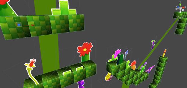Custom level editor in Unity
