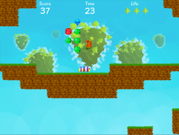 Sprouty flash prototype