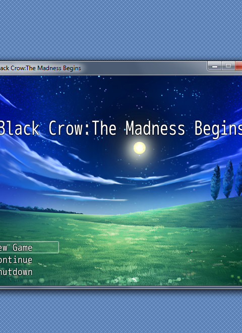 Black Crow:The Madness Begins