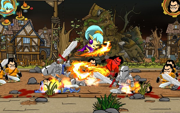 Arson & Plunder Screenshots