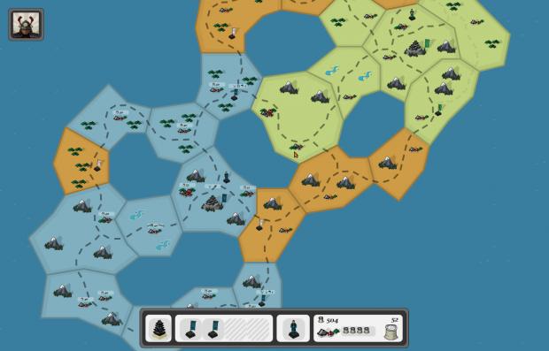 New custom map Lakes