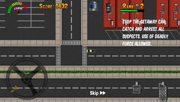 Police Patrol Game v1.0.3 - screenshot 1