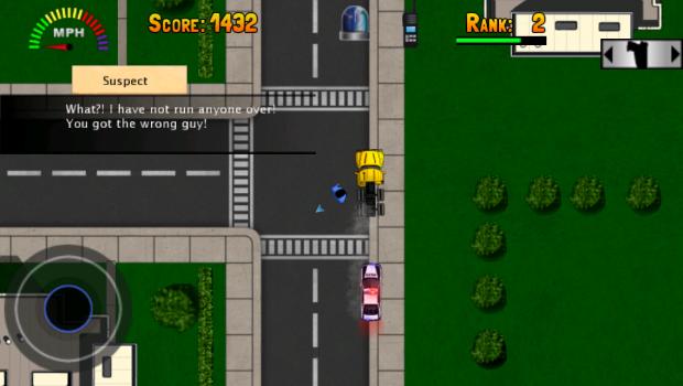 Police Patrol Game v1.0.3 - screenshot 3