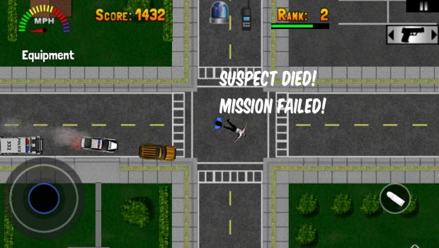 Police Patrol Game - screenshots set #2
