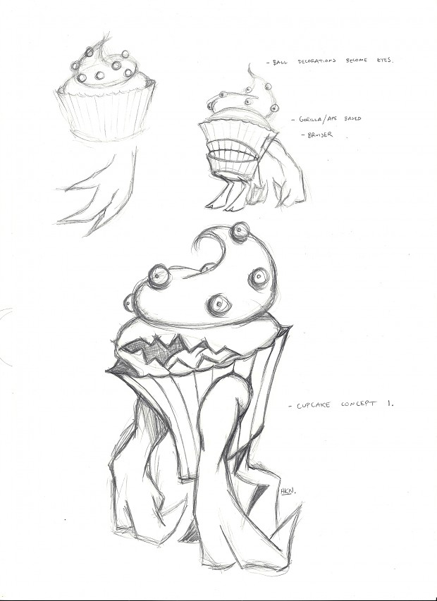 Concept Art Image Fat Knight Indie Db