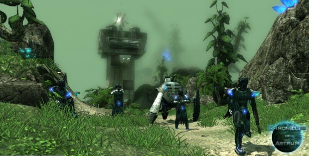 Chronicles Of Astrum Pre-alpha screens