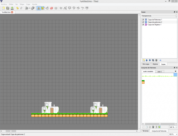 Using Tiled Map Editor