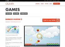 Bubbles Hunter 2 OUYA store