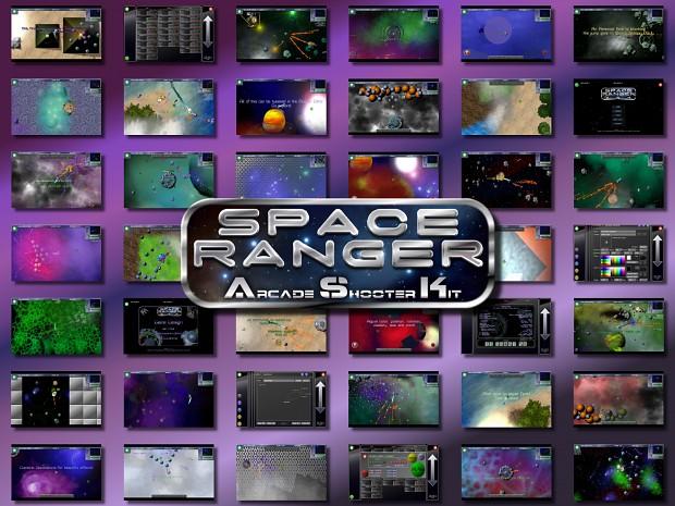 Space Ranger Ask Screenshot Wallpaper