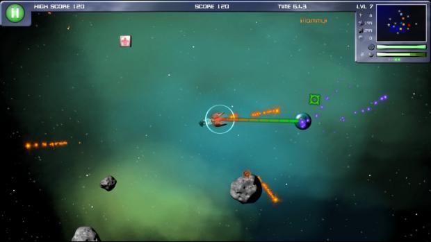 Space Ranger ingame screenshots