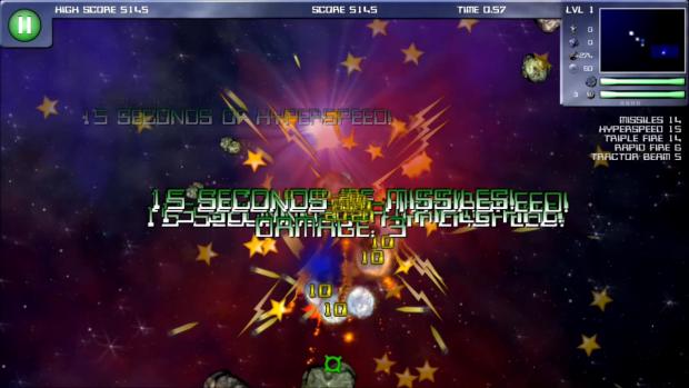 Space Ranger ASK Arcade FX