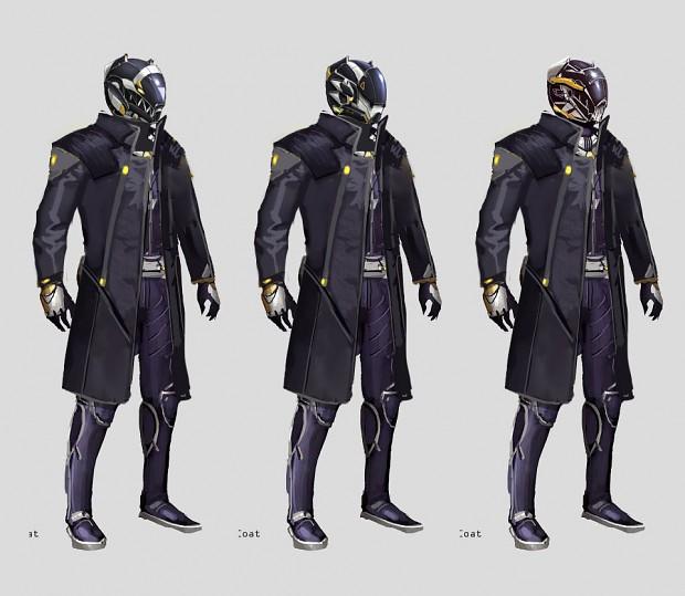 New Soldier Design