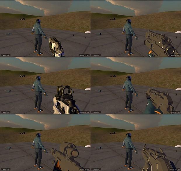 Guns in Game