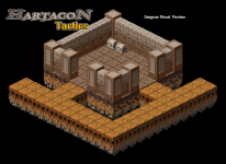 Dungeon Tileset Preview