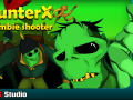 HunterX - Zombie Shooter