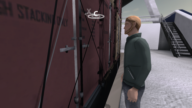 The Horror at MS Aurora - Screenshots