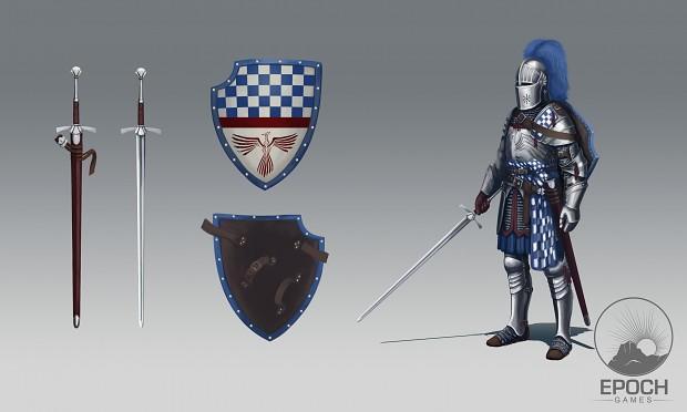 Man-At-Arms - Concept