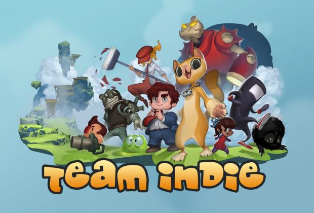 Team Indie Title