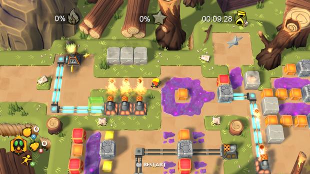 Burnstar Screenshots
