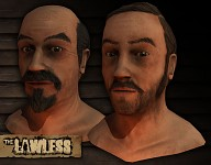 In-Game Characters - The Lawless
