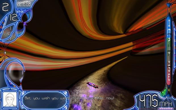 Early In-game screenshot