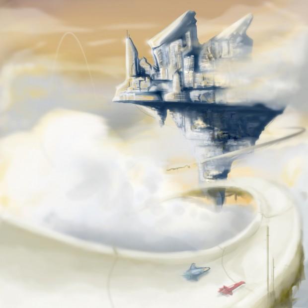 Heaven's Gauntlet Concept 1