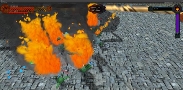 Gameplay Screenshots WIP