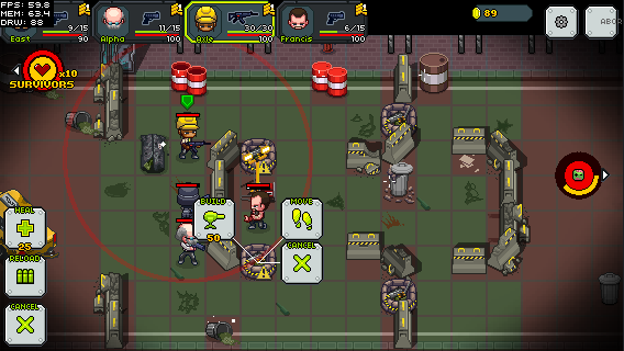Battle Gameplay Screenshot 2