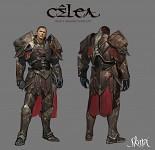Celea Heavy Armor concept