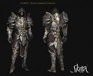 Durno heavy armor concept art