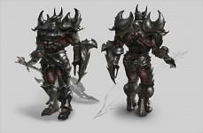 Khärn heavy armor