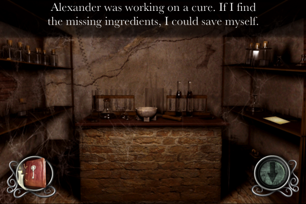 The Curse of Shadow House