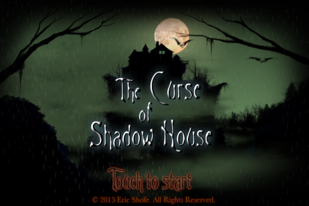 The Curse of Shadow House